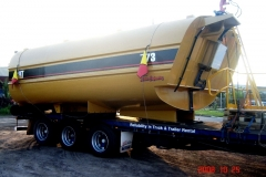 Abrasive-blast-paint-water-tanks-inside-out